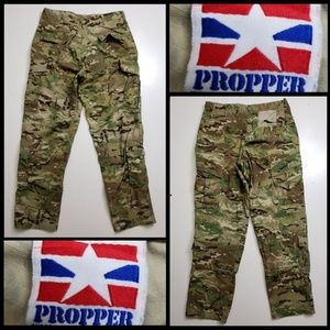 Propper Men AC Army Military Cargo Pants 31x34